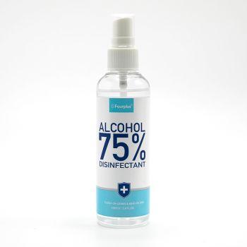 3.4 Oz Antibacterial Hand Sanitizer Spray