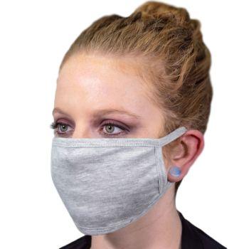 Blank Printable Cotton Fabric Face Masks