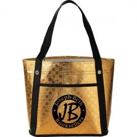 Metallic Mini Gift Tote Bag