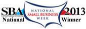 SBA National Small Business Winner